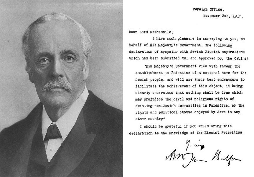 [Imagem: Balfour_portrait_and_declaration.jpg]