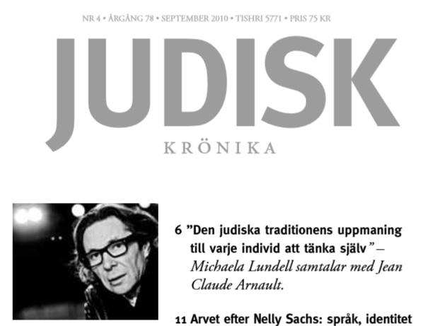 Kulturjackie jakubowski judar hotas i hela europa